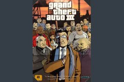 Grand Theft Auto III Poster / Map