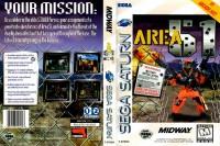 Area 51 - Sega Saturn | VideoGameX