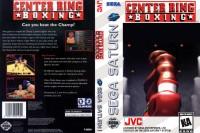 Center Ring Boxing - Sega Saturn | VideoGameX