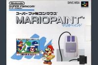 Mario Paint w/ Mouse [Complete, Japan Edition] - Super Nintendo   VideoGameX