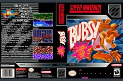 Bubsy in: Claws Encounter of the Furred Kind