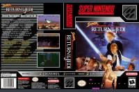 Super Star Wars: Return of the Jedi - Super Nintendo   VideoGameX