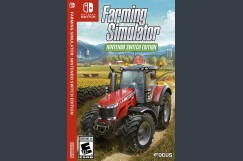 Farming Simulator: Nintendo Switch Edition - Switch | VideoGameX