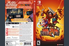 Has-Been Heroes - Switch | VideoGameX