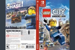 LEGO City Undercover - Switch | VideoGameX