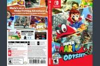 Super Mario Odyssey - Switch | VideoGameX
