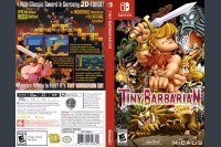 Tiny Barbarian DX - Switch | VideoGameX