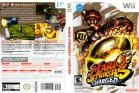 Mario Strikers Charged - Wii   VideoGameX