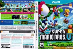New Super Mario Bros. U WiiU