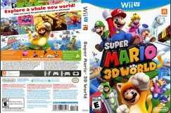 Super Mario 3D World [First Edition]