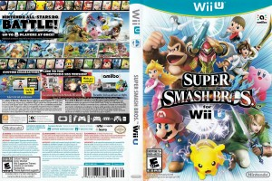 Super Smash Bros. for Wii U [Brand New]