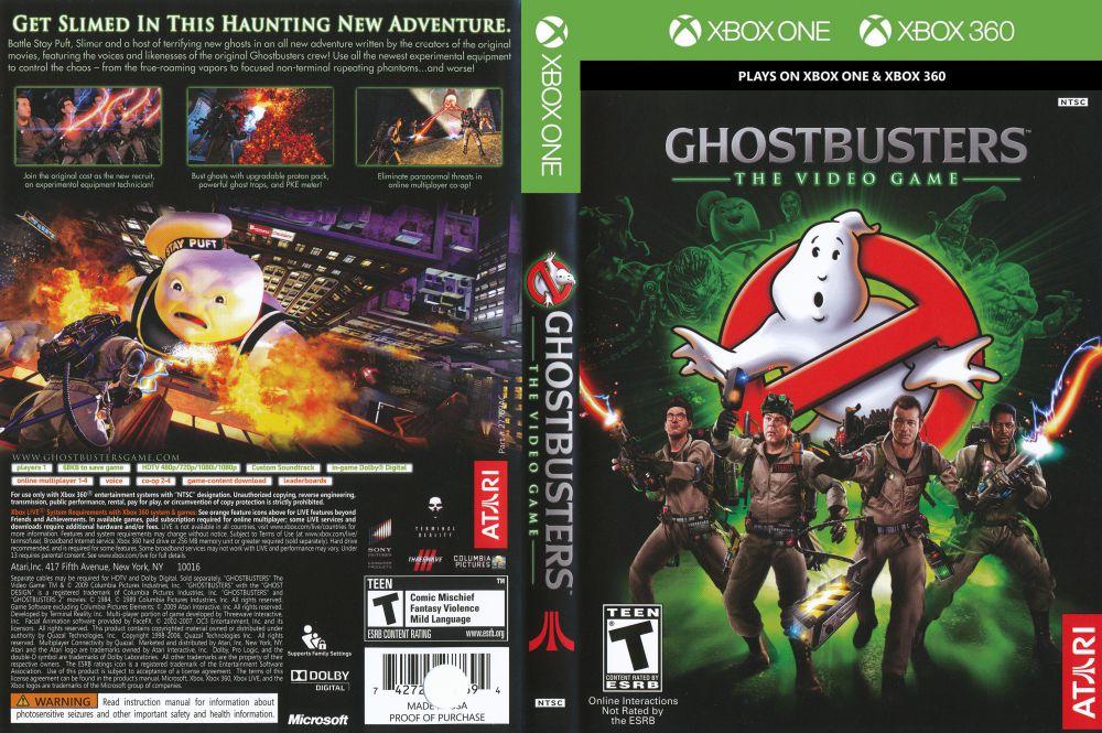 ghostbusters the video game xbox 360 videogamex rh videogamex com Xbox 360 Setup Manual Kindle Fire Instruction Manual PDF