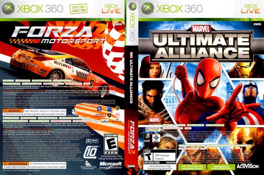 Marvel Ultimate Alliance - XBOX 360 | VideoGameX