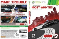 Need for Speed: Most Wanted: A Criterion Game