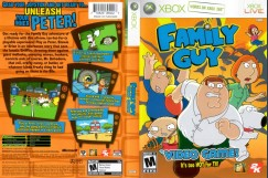 Family Guy Video Game [BC]