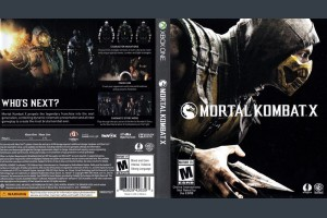 Mortal Kombat X XB ONE